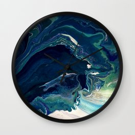 Oceanworld Wall Clock