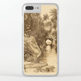 Into The Amazon Clear iPhone Case