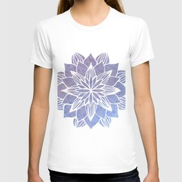 Lilac Mandala T-shirt