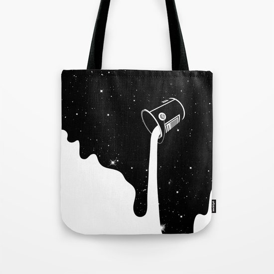 The Big Spill Tote Bag