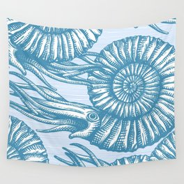 AMMONITE COLLECTION Wall Tapestry