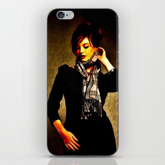 Christina Hendricks iPhone & iPod Skin
