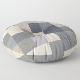 Abstract Geometry No. 18 Floor Pillow