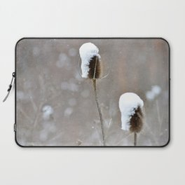 Snow Frosting Laptop Sleeve