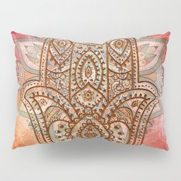 Hand of Fatima Pillow Sham