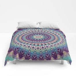 Mandala 408 Comforters