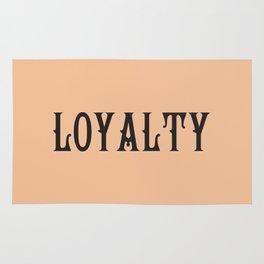 LOYALTY Rug