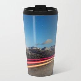 Chasing Light At 10,000 Feet Travel Mug