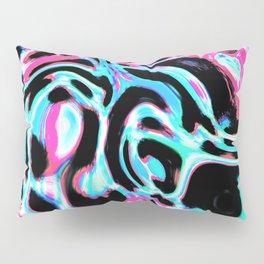 Marbled XXIII Pillow Sham