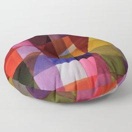 couleurs Floor Pillow