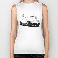 mini cooper Biker Tanks featuring Hartge Mini Cooper S by zero2sixty