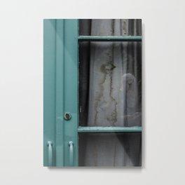 Stories behind the door Metal Print