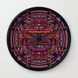 Collider mask Wall Clock