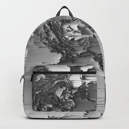 Japanese Glitch Art No.3 Backpack