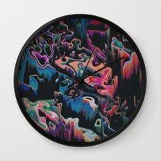 CÑYN Wall Clock