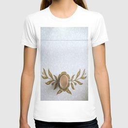 Vintage Coffee Flower Power T-shirt