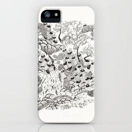dummy island #3 iPhone Case