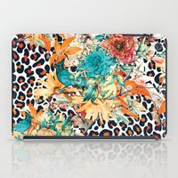 into the wild iPad Cases featuring Wild by RIZA PEKER
