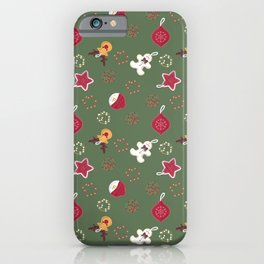 Christmas Crafts iPhone Case