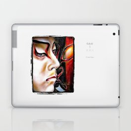 Kabuki No. Three Laptop & iPad Skin