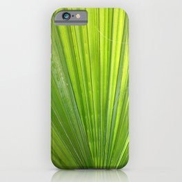 Fan of Nature iPhone Case