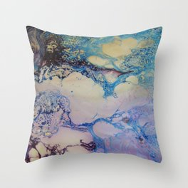 Exo - Birth Series II Throw Pillow