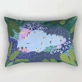 Oasis Rectangular Pillow