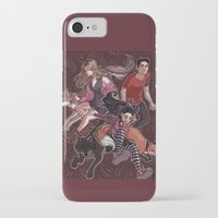 paisley iPhone & iPod Cases featuring paisley by callahaa