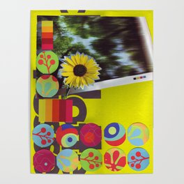 Neon Pallette Poster