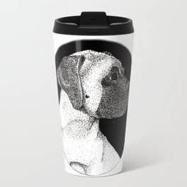 English Mastiff Puppy Travel Mug