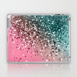 Tropical Watermelon Glitter #2 #decor #art #society6 Laptop & iPad Skin