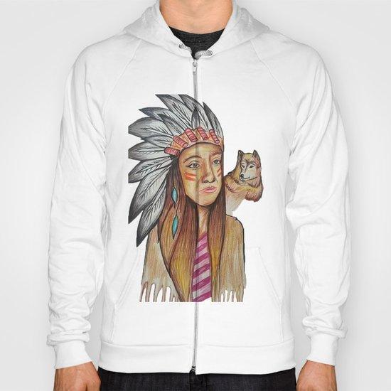 American İndian Hoody