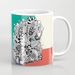 Orden inverso Coffee Mug