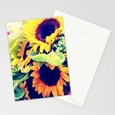 Always Sunny Sunflowers Stationery Cards
