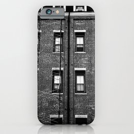 Splitting Shadow iPhone Case