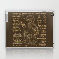 Plan Lego Laptop & iPad Skin