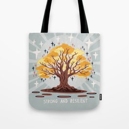 Strong and resilient Tote Bag