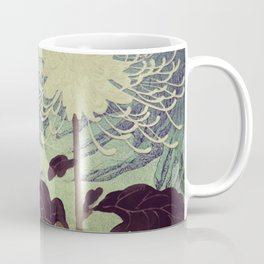 Midnight Climbing towards Kankoi Coffee Mug
