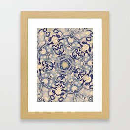 Good to Know Framed Art Print