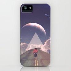 'Distant Star Run' iPhone (5, 5s) Slim Case