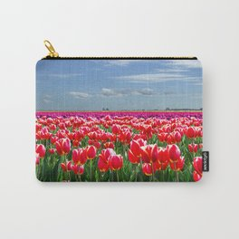 SKAGIT VALLEY FIELDS OF TULIPS 1 Carry-All Pouch