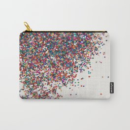 Fun II (NOT REAL GLITTER) Carry-All Pouch
