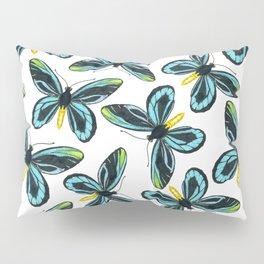 Queen Alexandra' s birdwing butterfly pattern design Pillow Sham