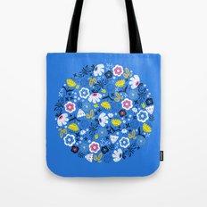 Fresh Flora Tote Bag