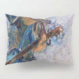 rock and roll goddess Pillow Sham