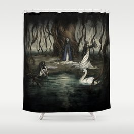 The Norns Shower Curtain