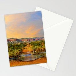 Sunset on the Cockburn Range - The Kimberley Stationery Cards