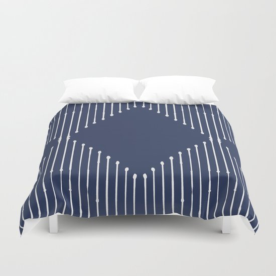 Geo (Navy) by summersunhomeart