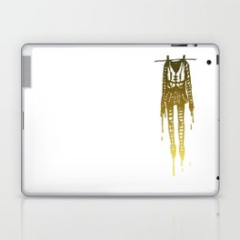 Golden Laundry Laptop & iPad Skin