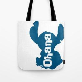 Stitch - Ohana Tote Bag